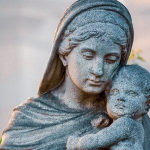 Maria als Glaubensvorbild